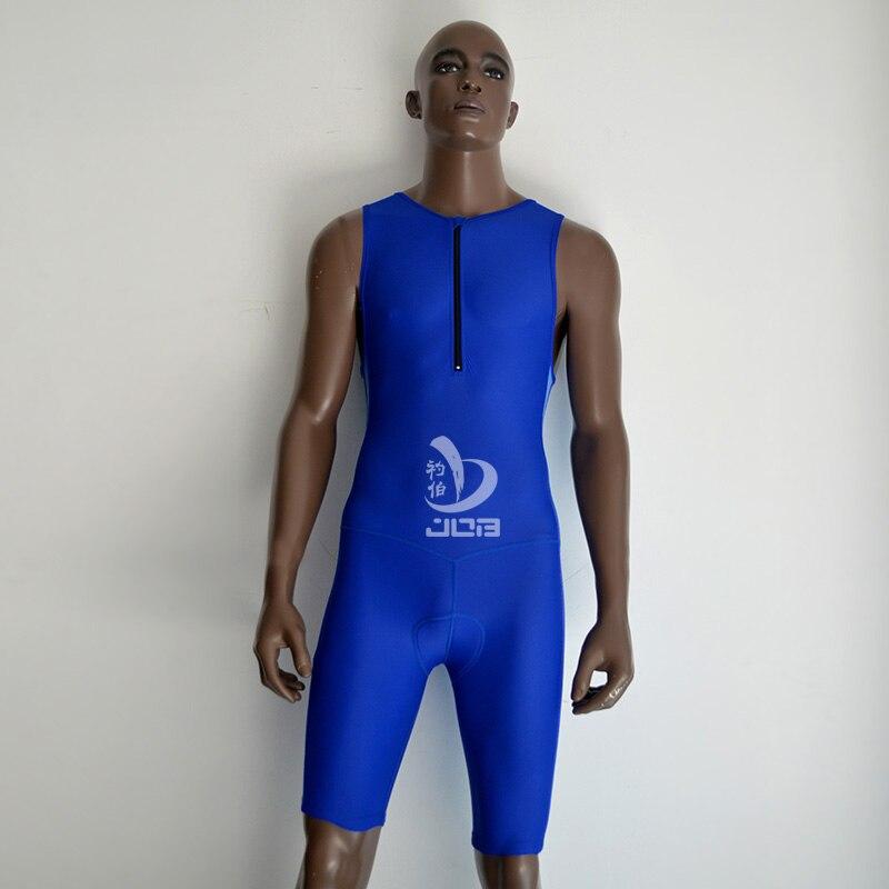 Job2017one piece compression sportswear mens simwear Ironman triathlon suit tri training cycling running swimming men swimsuit<br>