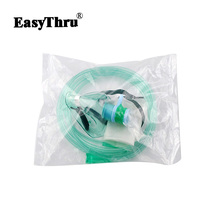 5pcs600ml Pro Resuscitator Artificial Breathing Mask First Aid Rescue Training Mouth to Mouth Emergency Mask medical Oxygen Mask