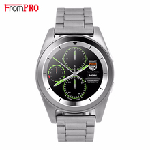 FROMPRO Metal strip G6 Smart Watch MTK2502 Smartwatch Sport Bluetooth4.0 Tracker Call Running Heart Rate Monitor for Android IOS(China)