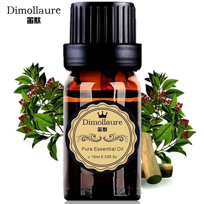 Dimollaure Sandalwood essential oil Relax spirit Aromatherapy fragrance lamp body massage essential oil skin care 8