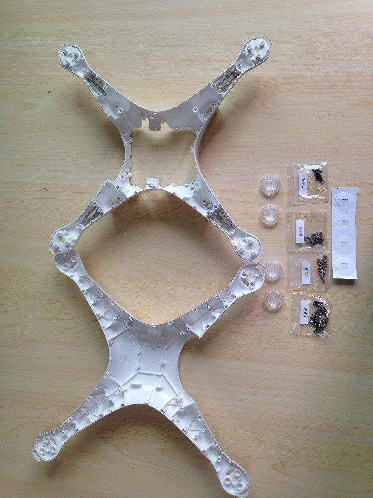 Original shell cover body frame for Phantom 4 drone repair accessories
