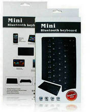 Hot Sale Bluetooth Wireless Keyboard For iPad 1/2/3/4 iPhone 5/4 iTouch iMac and Mac mini free shipping