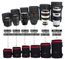 Functional lens bags dslr camera pouch bags High quality lens bag EIRMAI waterproof camera lens bags