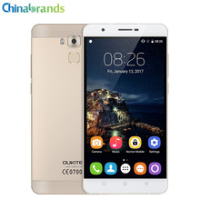 4G 3GB RAM 32GB ROM MTK6753 Octa Core 6.0'' HD 13MP Android 7.0 Oukitel U16 Max Mobile Phone 4000mAh Battery