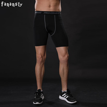 Compression Shorts Running Shorts Men Sports Breathable Quick Dry Gym Shorts Bodybuilding Fitness Shorts Men New Plus Size S-3XL