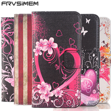 Flip Leather Wallet Case Book Stand Style Soft Cover For Huawei P8 P9 P10 Lite 2017 G7 G8 Y3 Y5 Y6 II 2 Compact Honor 4C 5X 5A
