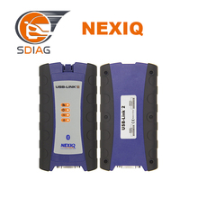 best quality NEXIQ-2 USB Link nexiq 2 + Software Diesel Truck Interface and Software with All Installers NEW INTERFACE
