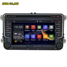 NAVITOPIA 7inch Android 5.1/Android 6.0 Car Radio DVD for VW PASSAT B7/NMS/Variant/CC/TSI/B6/V6 for GOLF V/BLUE MOTION