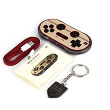 New Wireless Bluetooth Game Controller 8Bitdo FC30 Pro For IOS Android PC Mac Linux Retro Design Dual Classic Joystick Gamepad