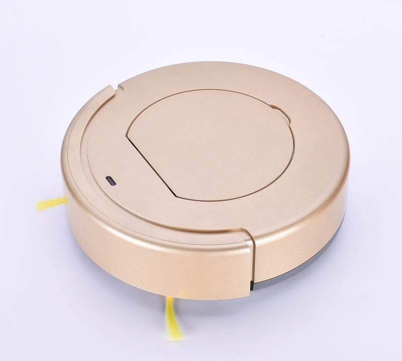 Robot Vacuum Cleaner for Home, HEPA Filter, Sensor,automatic vacuum cleaner household Intelligent Robotic Vacuum Cleaner KRV205(China)