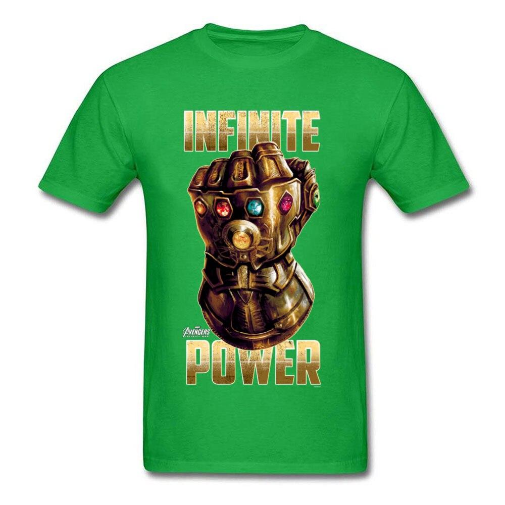 Star War Infinite Power Summer/Fall Pure Cotton Round Neck Tees Short Sleeve Funny Tops Tees 2018 Newest Summer T-Shirt Infinite Power green
