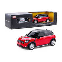 Girls Toys Remote Control Car Electric RC Car 1:24 Radio Controlled Toys Boys Gifts Kids Toys Mini Cooper S Countryman 71700(China)
