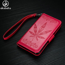 Buy AKABEILA Cases Samsung Galaxy J5 2015 J5000 SM-J500F YC955 j500 J500H Maple Leaf Leather Flip Wallet Phone Case Back Cover for $4.70 in AliExpress store