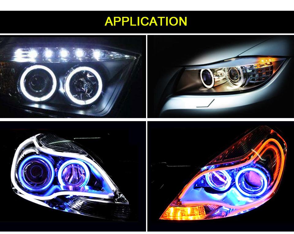 ANGEL EYE COB LED LIGHT ROUND LIGHT BULB FOR CAR LIGHTING (21)