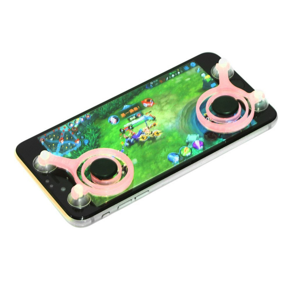 image for 2pcs /Set Zero Any Touch Screen Joystick Smartphone Mobile Phone Joyst