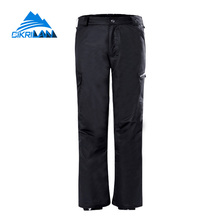Hot Sale Hot Sale Winter Outdoor Pantalon Esqui Hombre Water Resistant Windproof Trousers Breathable Ski Snowboarding Pants Men