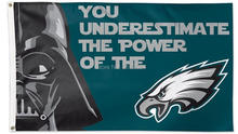 Philadelphia Eagles Star Wars Flag 3x5 FT 150X90CM NFL Banner 100D Polyester Custom flag grommets 6038,free shipping(China)