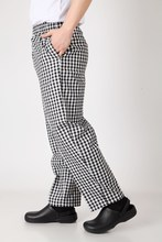 1 piece chef pants restaurant waiter uniforms cup Trousers cook service bottom new style