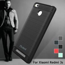 Cover for Xiaomi Mi max 5s 5s plus Redmi 3s Case Carbon Fibre Brushed TPU Smart Phone Cases for Xiaomi MI Max Mobile Phone Bag