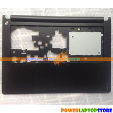 New For LENOVO IdeaPad S400 S405 S410 S415 Keyboard Upper Cover Case Touchpad Black