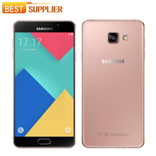 "Original New Samsung Galaxy A7 2016 A7100 3GB RAM 16GB ROM Dual SIM 3300mAh Octa Core Fingerprint NFC 13.0 MP 5.5"" Mobile Phones"