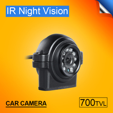 Gision Vehicle Camera,Mini CCD Camera ,IR Night View Indoor Cameras For Car/Bus/ Truck AV/AVI/BNC Interface For Choose(China)