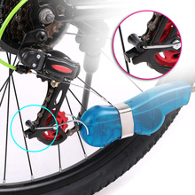 Blue Bicycle Chain Cleaner  Bike Chain Cleaner Bike Cleaning Machine Brushes Cycling Accessorios Bicicleta Ciclismo Wash Tool