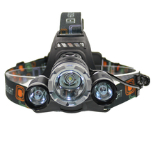 Super Bright 8000 Lumen LED 4-Modes Headlight 18650 Rechargeable Headlamp Camping Fishing Lantern Head Flashlight Torch Light