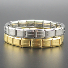 2017 New Fashion Man/Women's Jewelry Gold/Silver Letter 316L Stainless Steel Wish Bracelet Bangle Friend Birthday Gift G001