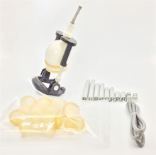 Penis enlargement  tension device vacuum cup pump enlarger stretcher proextender pro extender enhance