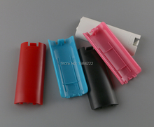 battery cover case battery back door shell cover for wii remote controller 10pcs/lot(China)