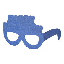 Halloween Eyemask Venetian Cosplay Paper Eye Mask Carnival Make Up Mask Ball(China)