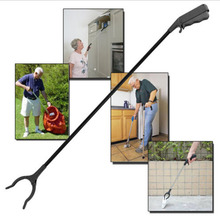 Top Sale Litter Pick Up Extra Long Arm 54cm Extension Tool Grabber Easy High Reach Picker