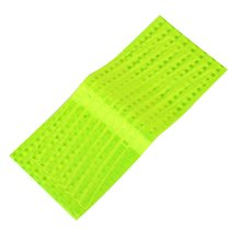 1pcs Bicycle Safety Reflective Sticker Cycling Strips Reflector Fluorescent Wheel Rim Green/Yellow/Blue/Red Cycling Accessories
