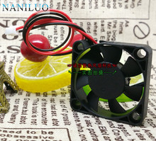 Original AD0412MS-G70 cooling Fans 4CM 4010 12V 0.08A best quiet silent cpu cooler heatsink axial cooler