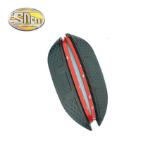 Buy SNCN 2PCS Car Rearview Mirror Eyebrow Cover Rain-proof Snow Protection Decoration Accessories Audi A3 2014 2015 for $10.20 in AliExpress store
