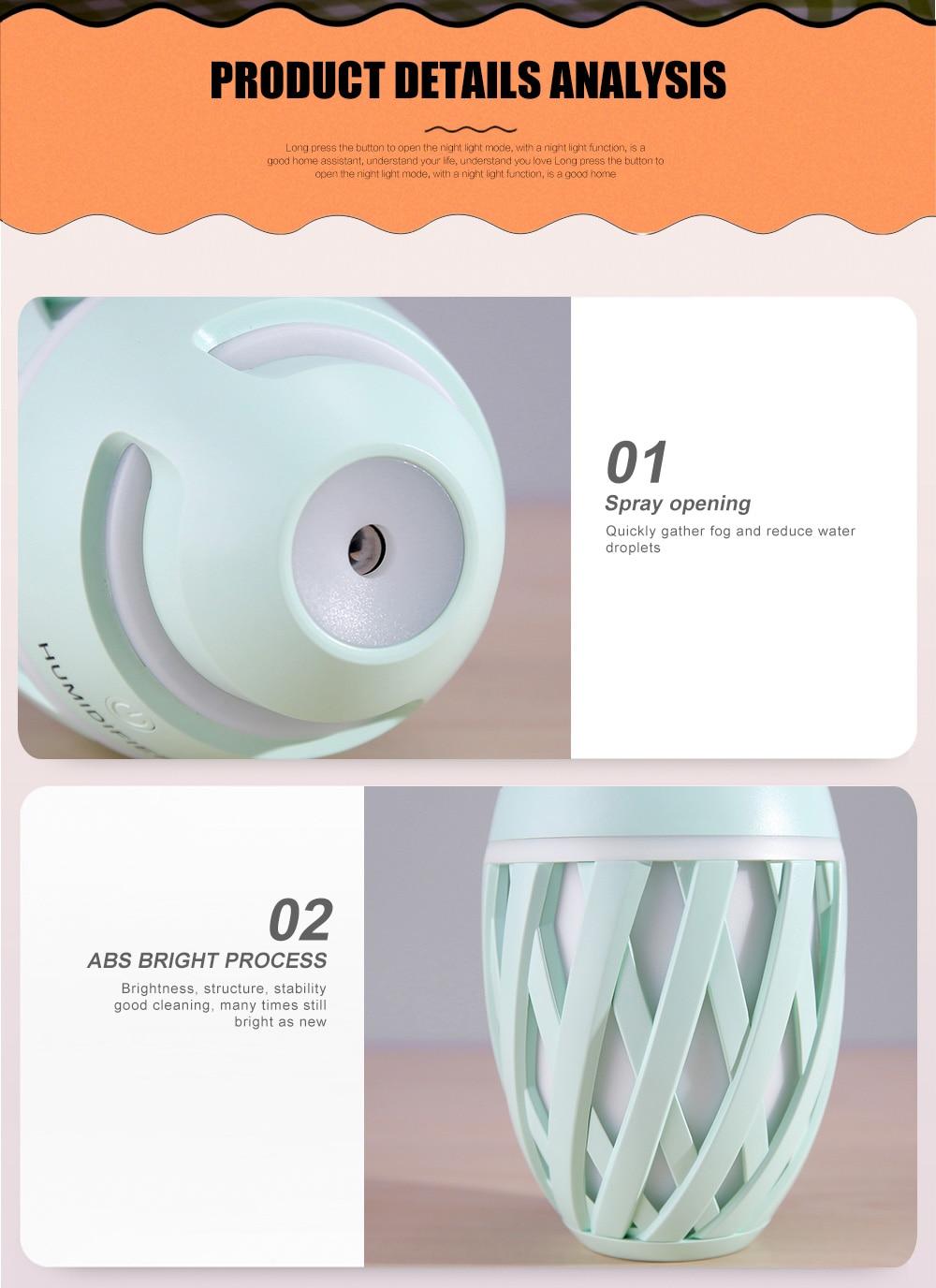 mini usb essential oil aromatherapy diffuser
