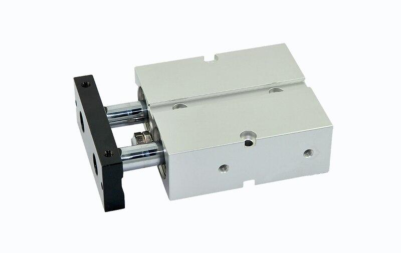 TN32-75 Twin Rod air cylinders dual rod pneumatic cylinder 32mm diameter 75mm stroke<br><br>Aliexpress