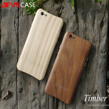 DEVILCASE Timber Case For iPhone 5 5s SE 6 6s 6Plus 6sPlus CNC Processing + Handmade Ash Walnut Wooden Material Taiwan Original