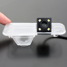 Free Shipping color CCD Car Reverse Camera Rear View backup Camera parking rearview For KIA Rio 2007-2011 K2 sedan Super night