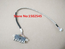 Free Shipping Original Laptop USB Interface Cable For HP 4540S 4541S 4545S 4546S 4440S 4441S 4445S 4446S USB CBL 50.4SJ03.021