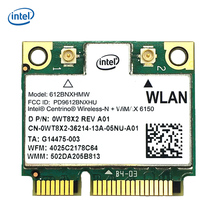 Intel Wireless Centrino Advanced-N WiMAX 6150 612BNXHMW Half Mini PCI-E 300Mbps Wifi WLAN Network Card(China)
