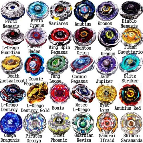 Best Birthday Gift 46 Style Can Choose Beyblade Metal Fusion 4D set BB105 BB119 BB120 BB122 kids game toys children Christmas gi  -  Better Life Club store