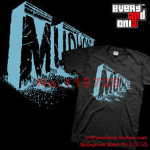 Mudhoney Alternative rock Band Ruin Casual Fashion T-shirt Tee Dress Camiseta Cloth