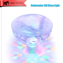 5 lighting Modes Swimming Pool Waterproof Durable Flash Floating LED Lamp Bath Decorative Light Colorful Baby Pool Spa Tub Bulb(China)
