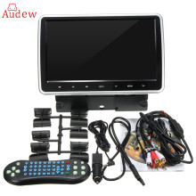10 inch Car DVD Player Active HD Touch Headrest Monitor Game Handle LCD 1024X600 Portable Car DVD Player