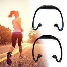 Bluetooth 4.0 Earphone Headphone Headset Microphone for iPhone Bluetooth Headphone S9 Sport Wireless Handfree Samsung All Phones