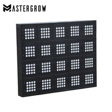 MasterGrow Apollo Ultimate 1600W 20-module Full Spectrum LED Grow Light For Medical Flower Plant Vegetative and Flowering Stage(China)