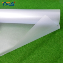 Teraysun Model Making Material Transparent opaque matte film, matte PVC sheet 0.3mm(China)