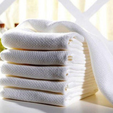 100% Bamboo Baby Diaper Squareness Baby Gauze Bath Wash Cloths